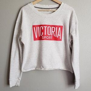 Victoria's Secret Sport Cropped Sweater
